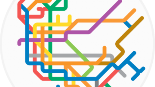 Nyc Simple Subway Map.Maps Vice