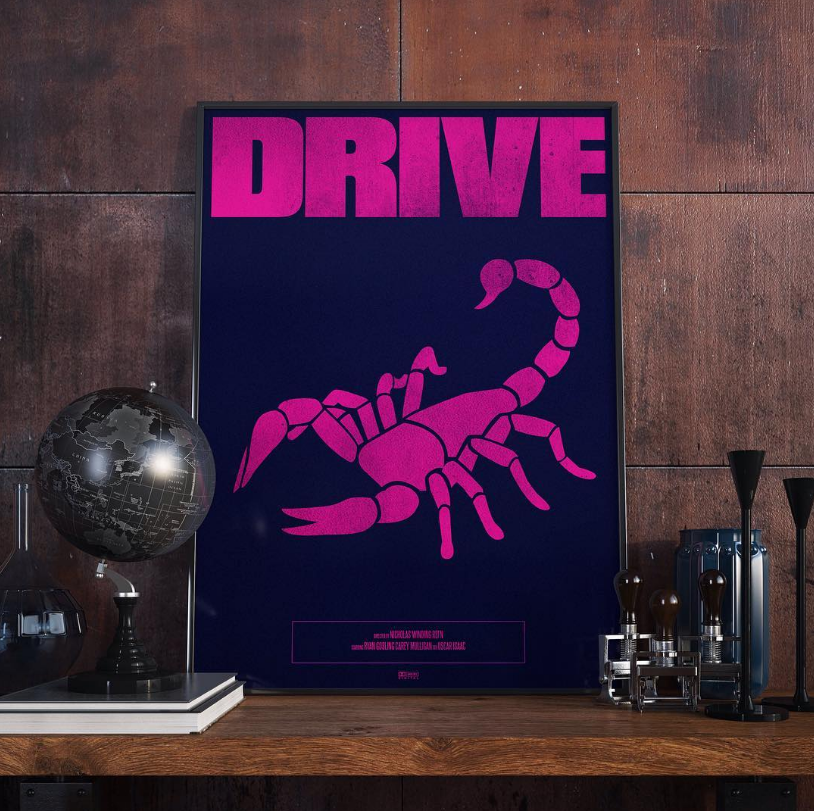 a graphic designer redesigns a movie poster every day