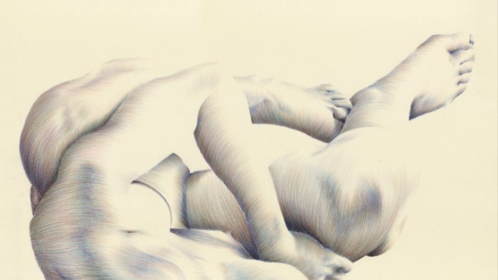 Contortionist Pencil Drawings Show Bodies at Their Most Intimate