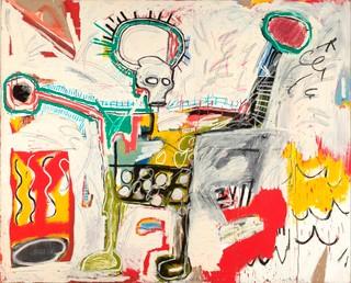 1. Jean-Michel Basquiat, Untitled 1982, Museum Boijmans Van Beuningen, Studio Tromp, Rotterdam.jpg