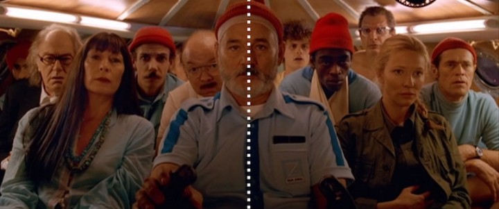See A Supercut Of Wes Anderson's Symmetrical Center Shot
