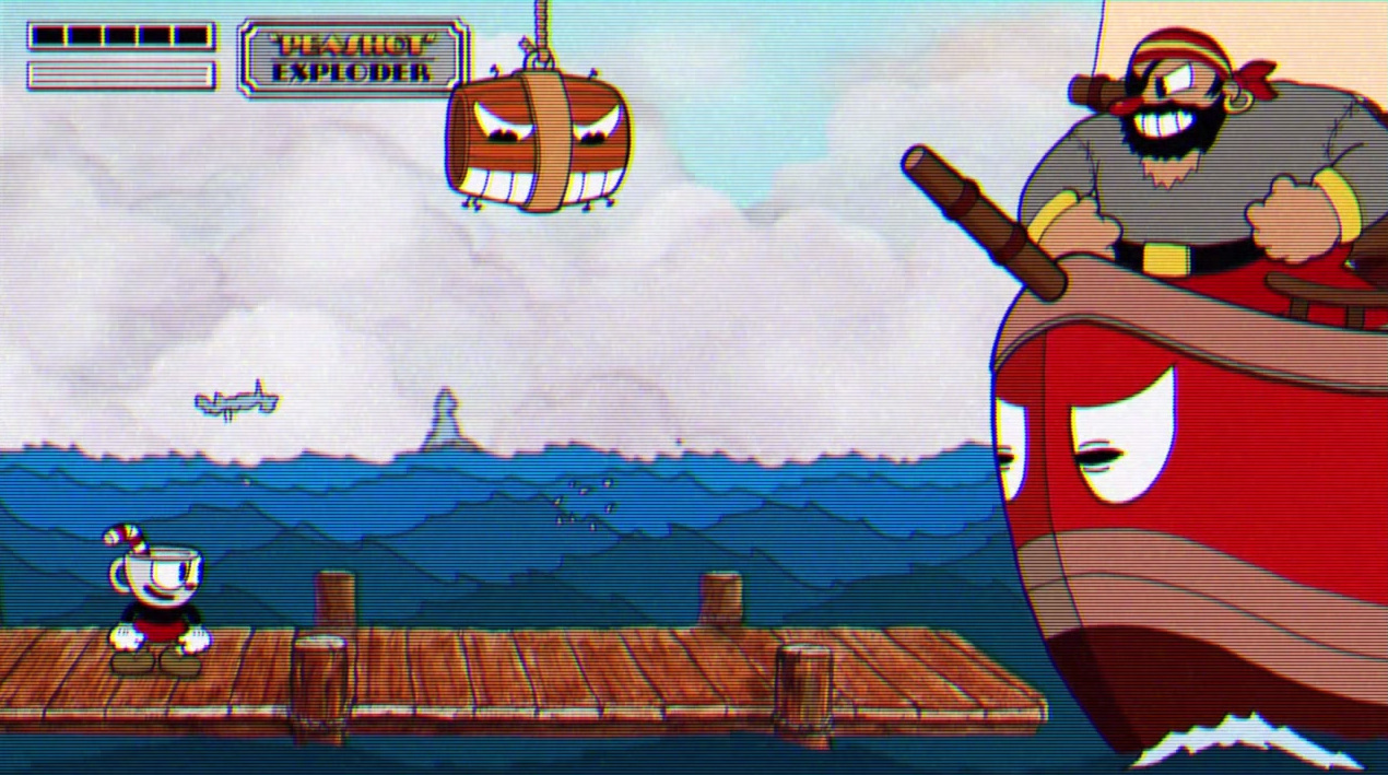plug into a 1930s cartoon with new throwback video game creators