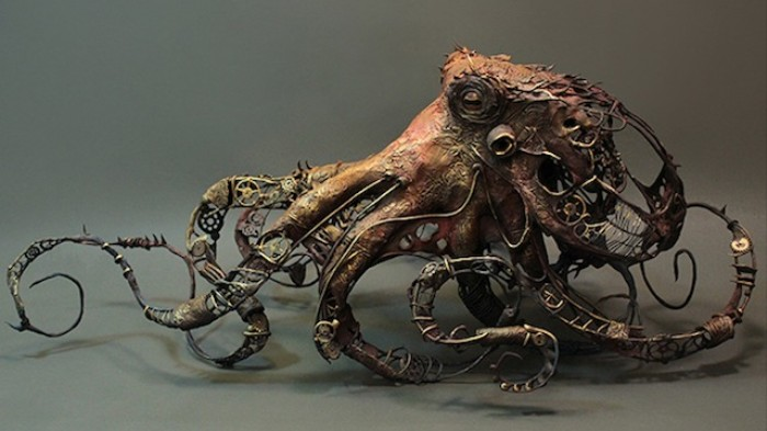 Nature Gets Surreal in Ellen Jewett's Fantastic Sculptures