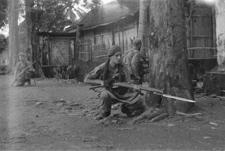 Indonesian National Revolution Photos the Dutch Army Didn't Want You to See