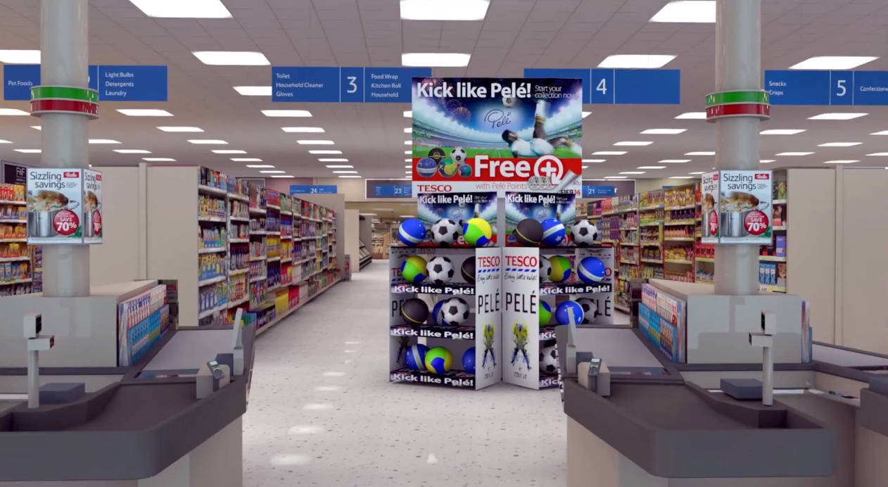 4254d2a12dcc2 Though virtual reality grocery shopping is the kind of future that might  force Aldous Huxley to roll over in his grave, the idea is pretty  unbelievable—no ...