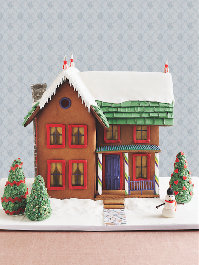 The Dos And Donts Of Modern Gingerbread House Design Vice