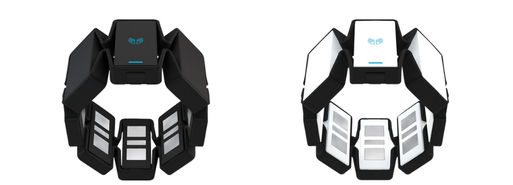 This Armband Lets DJs Control the Lightshow by Dancing