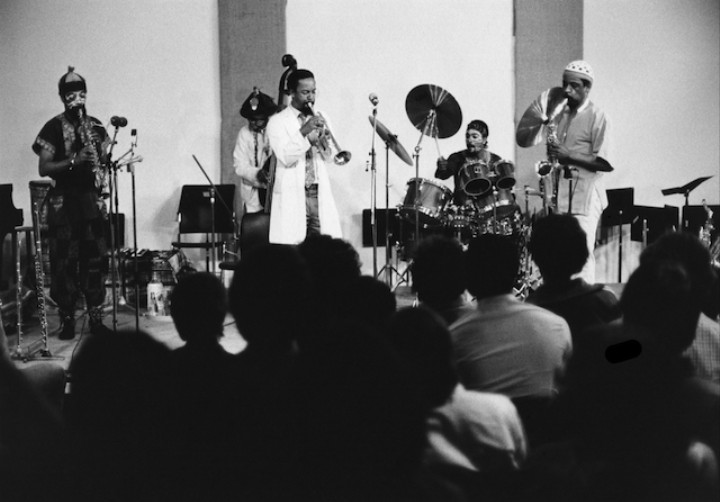 Chicago's Black Avant-Garde Art and Music Tradition Goes on Display