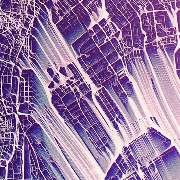 Get Lost in Gorgeous Conceptual Flood Maps of the World's Supercities