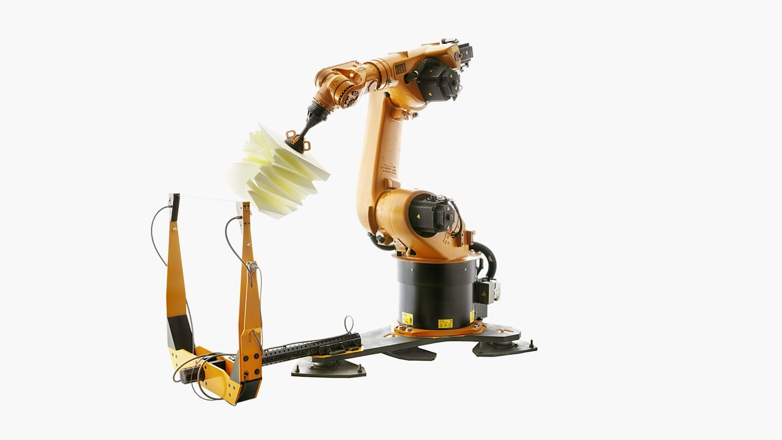 This Advanced Robotic Arm Will Carve Your Designs Out of Foam ...