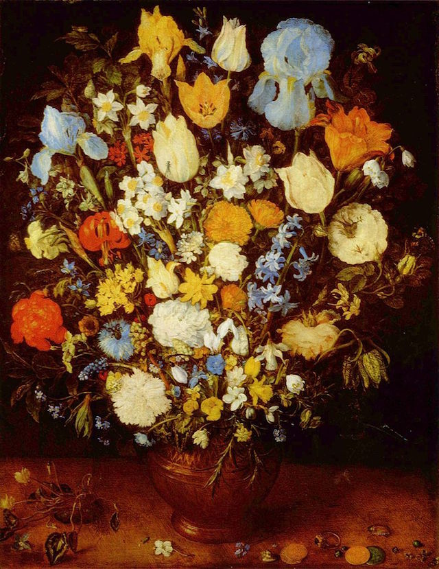 From Van Gogh To Jeff Koons Heres A History Of Flowers In Art Vice