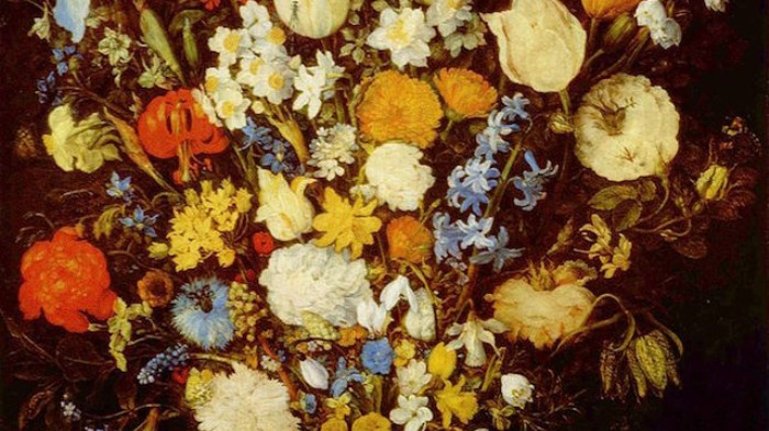 From Van Gogh To Jeff Koons, Here's a History of Flowers in Art