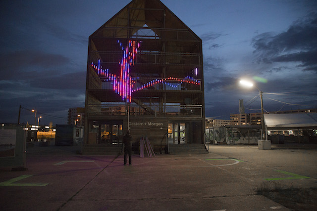 Control the LED Lightning on a House-Sized Installation ...