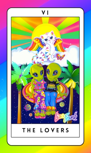 Lisa Frank Tarot Cards Say Your Future's Bright (And Cheetah