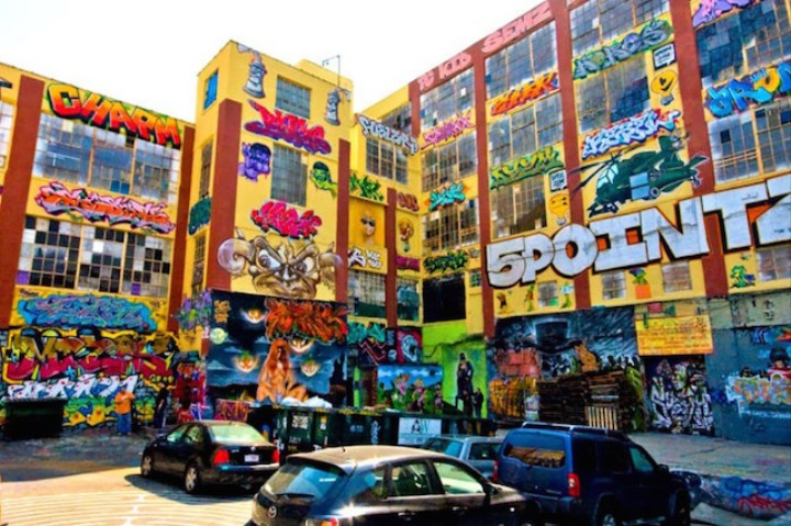 5Pointz Graffiti Artists Sue Developers in Long Island City - VICE