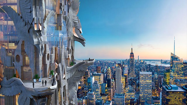 Architect Designs architect designs nyc skyscraper fit for a khaleesi - creators