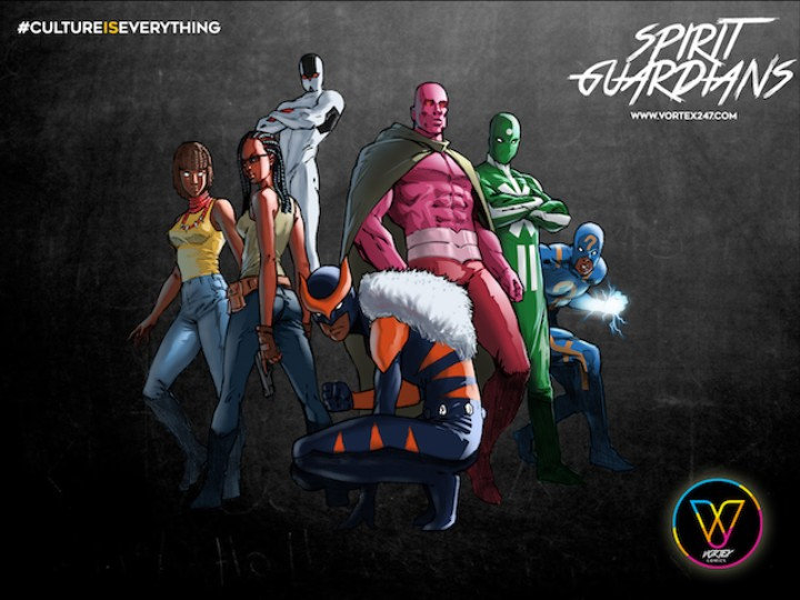 Nigerian Animators Are Bringing African Superhero Comics to Life
