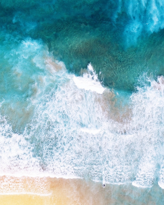 Drone Photographers Capture Australias Natural Beauty