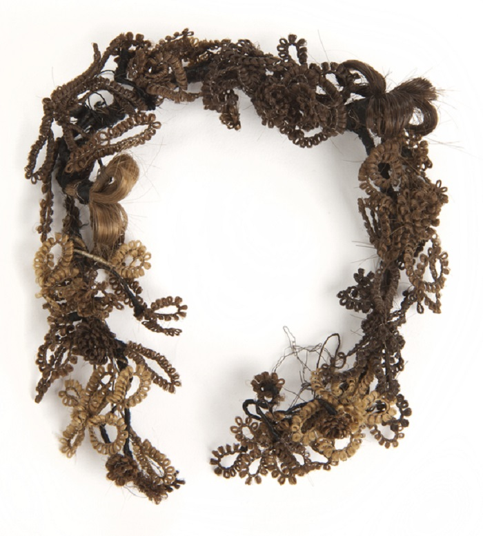 Sick But True Victorian Fashionistas Made Jewelry Out Of Human Hair Vice