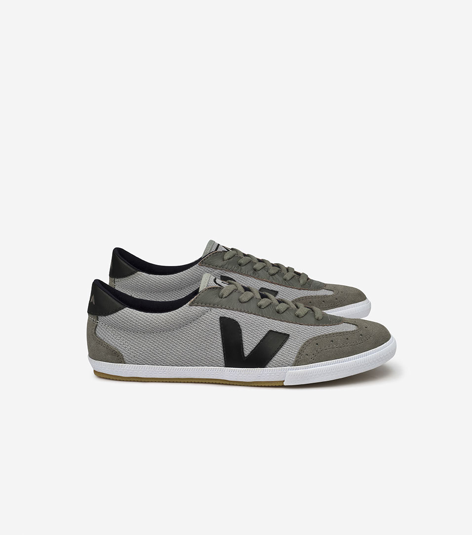 French Company Veja Turn Fish Farmed Tilapia Skin Recycled Rubber Fair Trade Canvas And Plastic Bottles Into Bold Sneakers