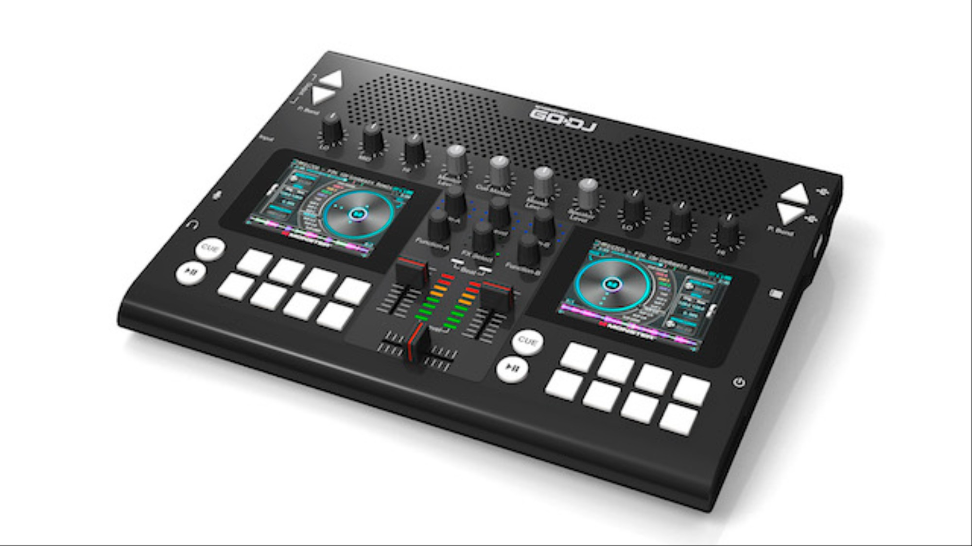 Finally, the Portable DJ Mixer with Everything - VICE