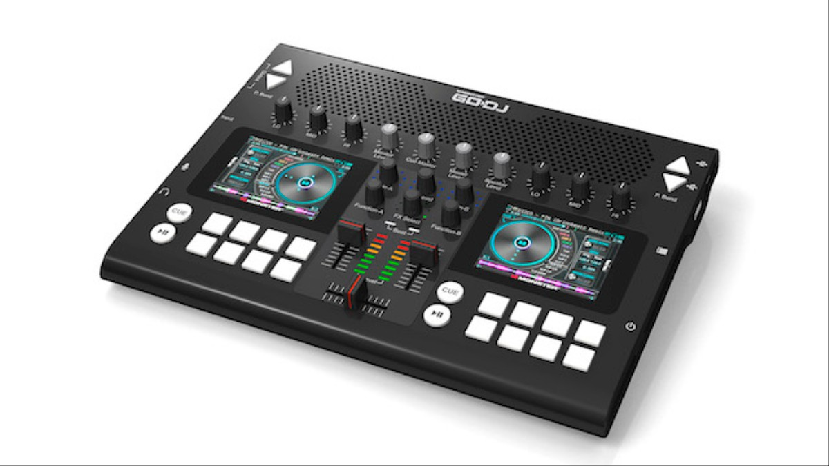 Finally The Portable Dj Mixer With Everything Creators