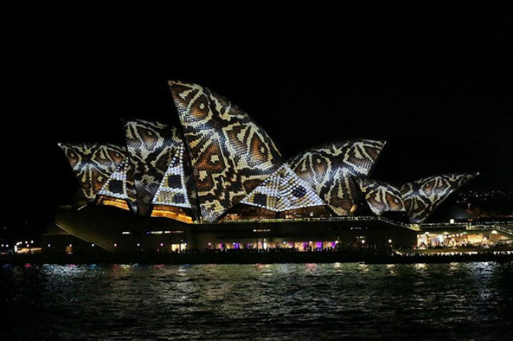 Bringing The Sydney Opera House To Life With Spectacular 3D Projection Mapping