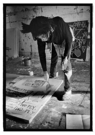 10. Jean-Michel Basquiat painting, 1983, Photo copyright Roland Hagenberg.jpg