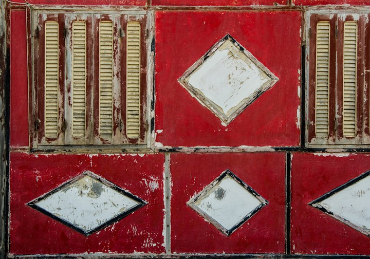 Young Photographer Finds Abstract Art in Egyptian Architecture