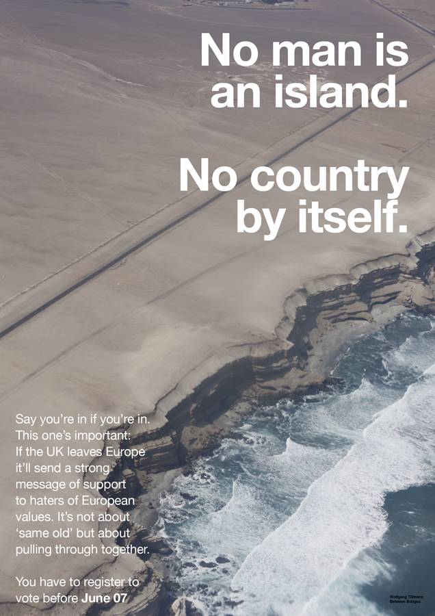 The island that was not