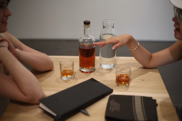 Whiskey, Poetry, and Witty Banter, All in the Name of Art - Creators
