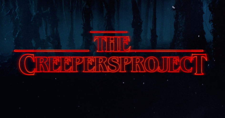 Stranger Things Ify Anything With This Typography