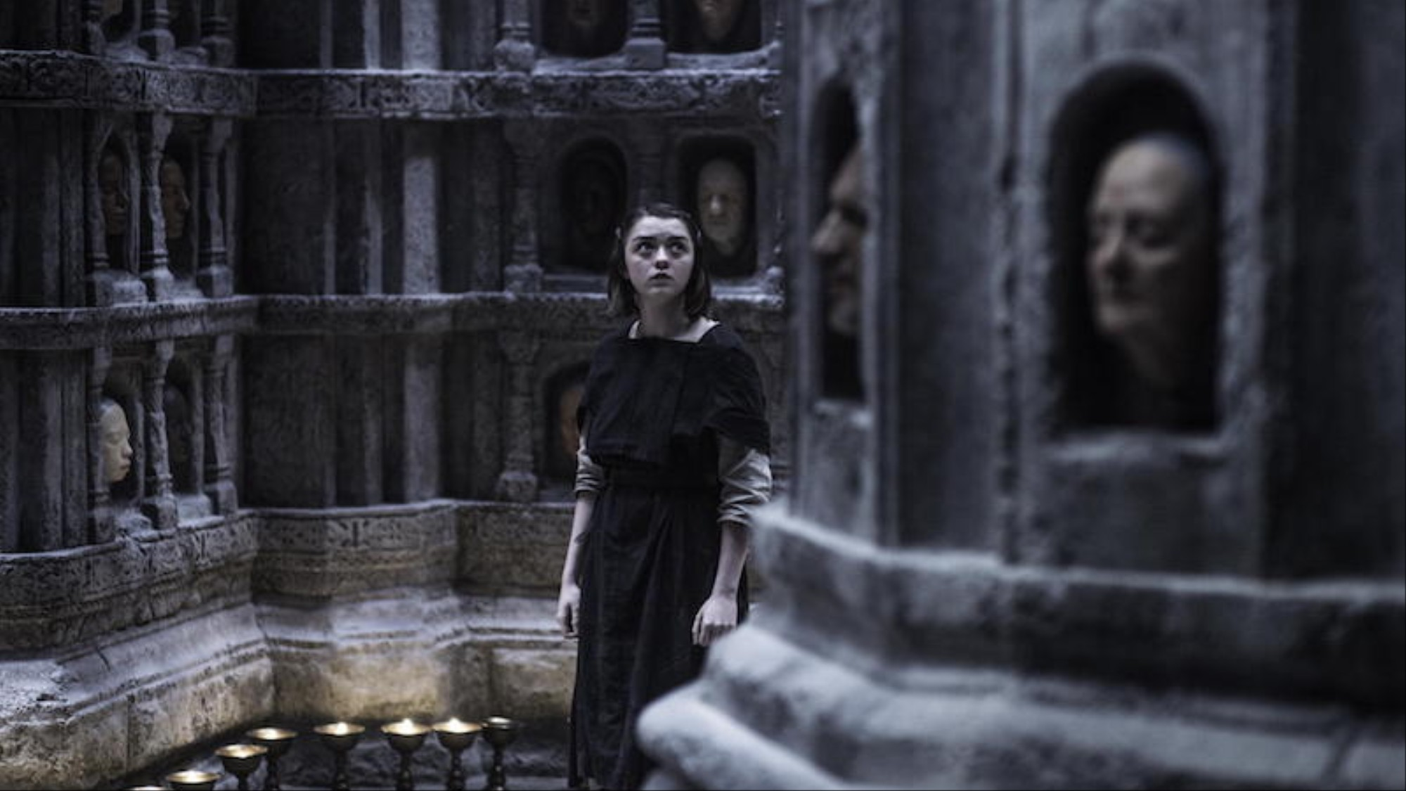 Take a Peek Inside Game of Thrones' Haunting Set Design for