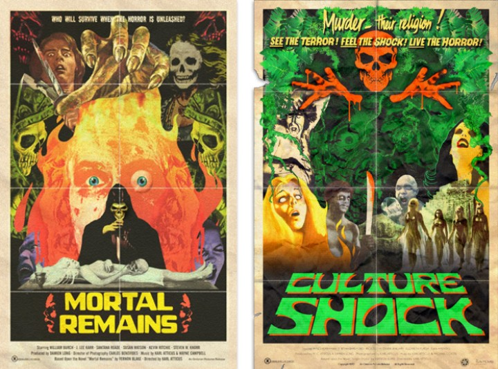 'Mortal Remains' Is a Throwback to Horror's Golden Years