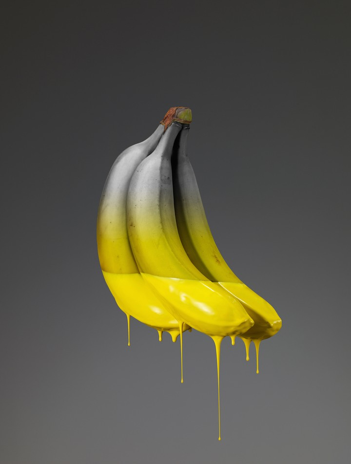 Award-Winning Photographer Drains the Color from Fruits and Veggies