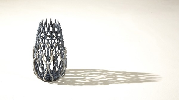 A Team Of Artists Are 3d Printing Their Emotions As Abstract