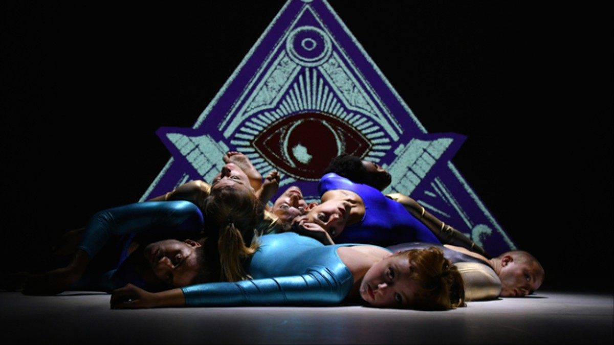 A New Dance Show Tackles Pop Culture and Illuminati Mind Control ...
