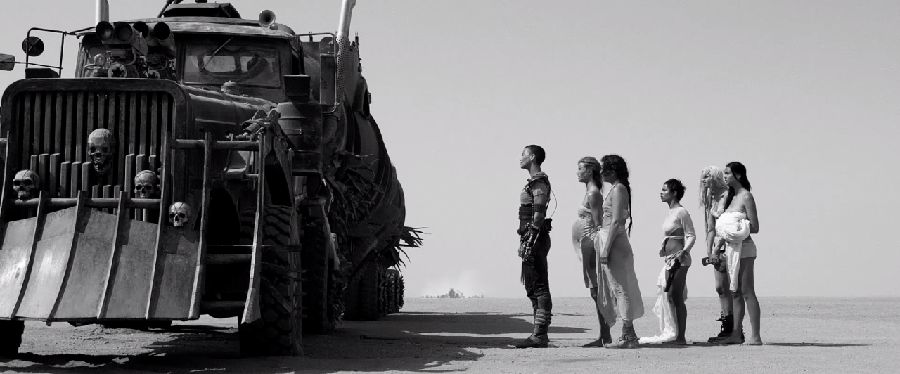 Was Mad Max Meant To Be Black And White? Photo Gallery