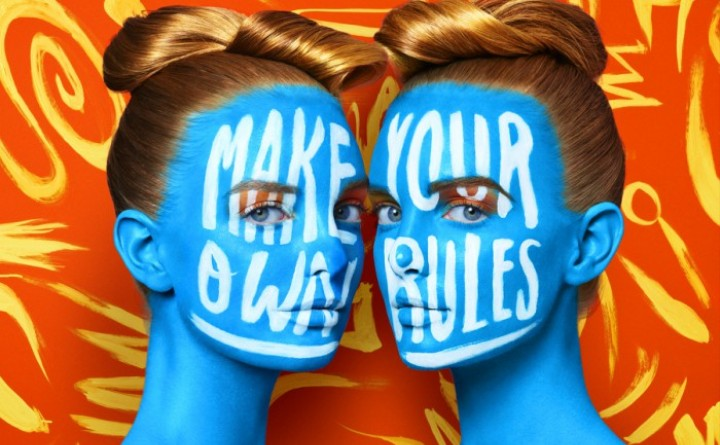 Trippy Advertisements Make the Body More Than a Canvas