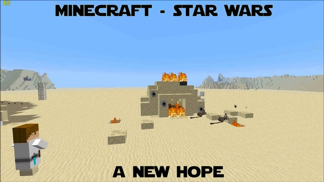 Meet The Designer Recreating Star Wars In Minecraft - VICE
