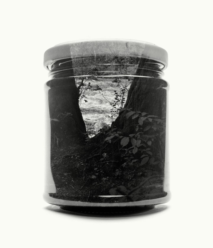 Photographer Collects Scandinavian Landscapes in Jars
