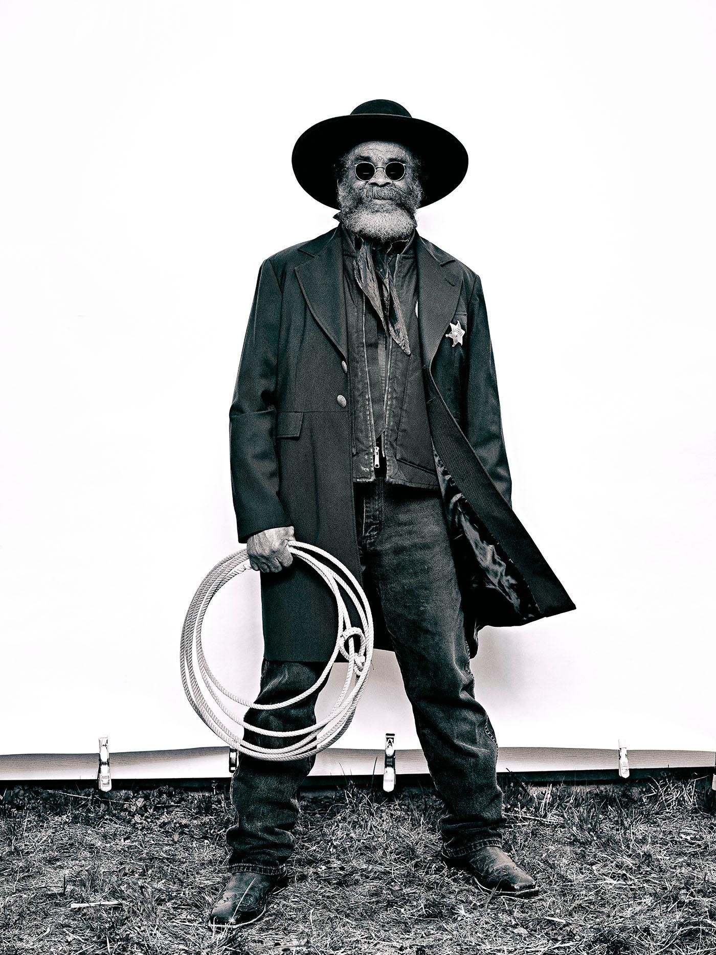 black cowboy exhibition reveals a forgotten part of us history