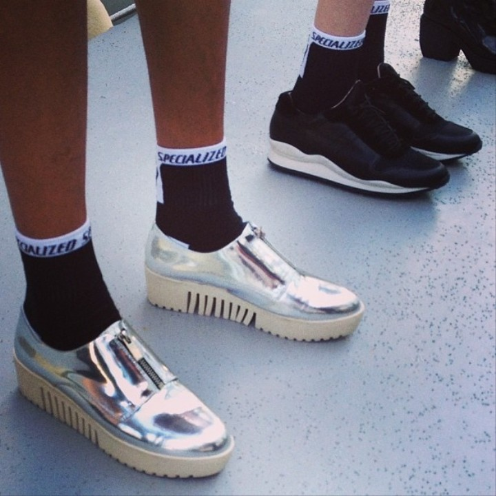 Viral Style: Light-Up Trainers And Invisibility Cloaks