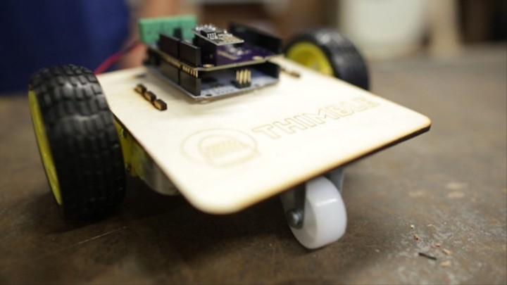 Here's How You Can Learn to Build DIY Robots and LED Cubes