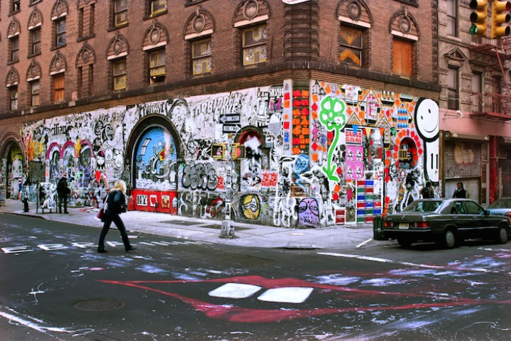 Looking Back at Manhattan's Street Art Mecca, 10 Years Later - VICE