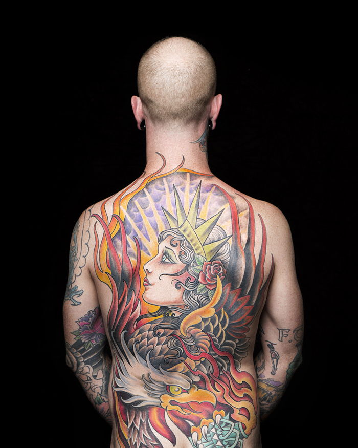the history of tattoos and body A brief history of tattooing despite the individual simply chooses a pre-made design from a book of stencils and has a tattooist trace it onto their body tattoo.